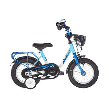 """Vélo Enfant VERMONT RACE 12"""" Bleu 2019"""